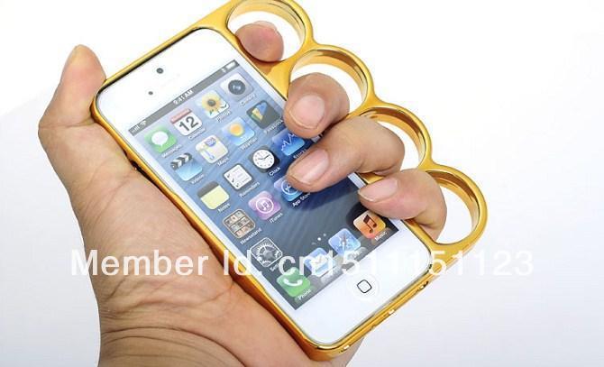 Popular Brass Knuckles Phone Case-Buy Cheap Brass Knuckles Phone Case lots from China Brass