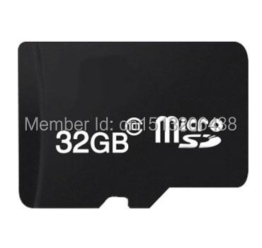 Micro SD Card 64GB 32GB 16GB 8GB 4GB 2GB 1GB 100% Real Capacity Guaranteed TF Memory Card 32GB 16GB 8GB Class 10 Guaranted(China (Mainland))