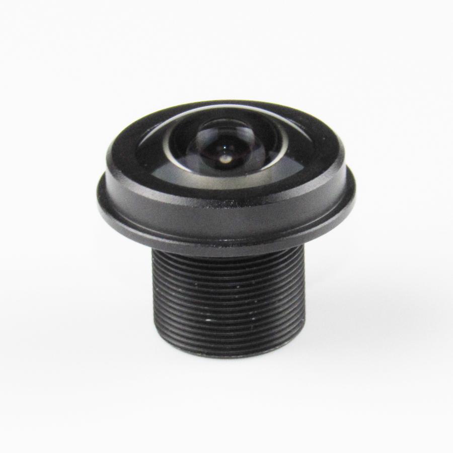 5Megapixel 1.56mm Fisheye CCTV Camera IR Lens For HD IP Camera M12 Mount Compatible Wide Angle Panoramic CCTV Lens(China (Mainland))