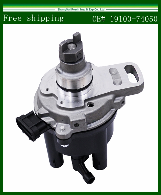 Free shipping New Complete Ignition Distributor For Toyota Celica MR2 2.2L 19100-74050<br><br>Aliexpress
