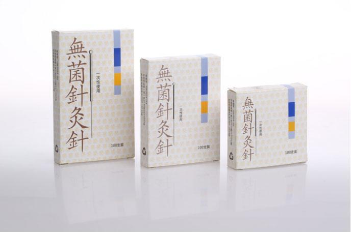 Free Shipping 10boxes of 100pcs Cloud Dragon Acupuncture Needles (Non-Needle-Tubing Package Version)