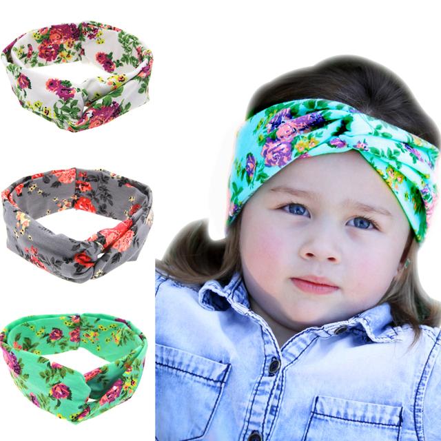 2 шт. скидка 10% розничная младенческой цветы повязка на голову дети розовый кружевной ...