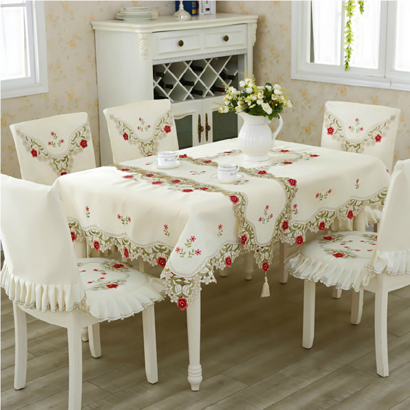 140x220cm Chinese Embroidery Hotel Dining Table Cloth  : 140x220cm Chinese Embroidery Hotel Dining Table Cloth Rectangle Round Tablecloth Table Covers Home Decor Wedding Decoration from www.aliexpress.com size 800 x 800 jpeg 378kB