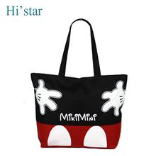 Women Canvas Bag Designer Handbags High Quality Of Famous Brands Ladies Hand Bags Shoulder Bags Bolsa Feminina Bolsas De Marca