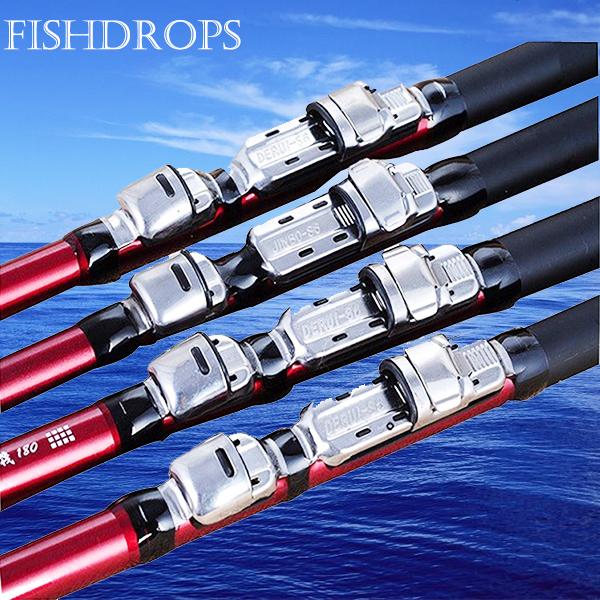 1.3/1.5/1.8/2.1m Superhard Telescopic Raft Fishing Rod Spinning Rod Ice Fishing Rod Best Sea Rod Fishing Tackle Tools(China (Mainland))
