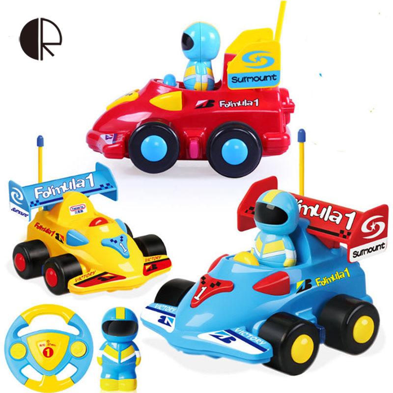 2015 rc car Cartoon Design Mini Radio Control Car For Baby Musical Electric rc toys Radio Control Model toy cars HT2147(China (Mainland))