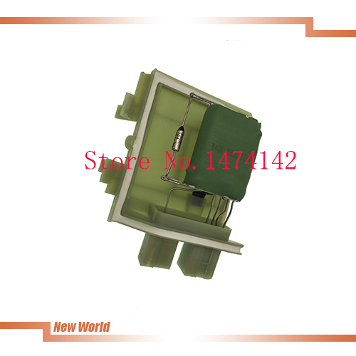 Popular radiator fan motors buy cheap radiator fan motors for Vw passat blower motor resistor