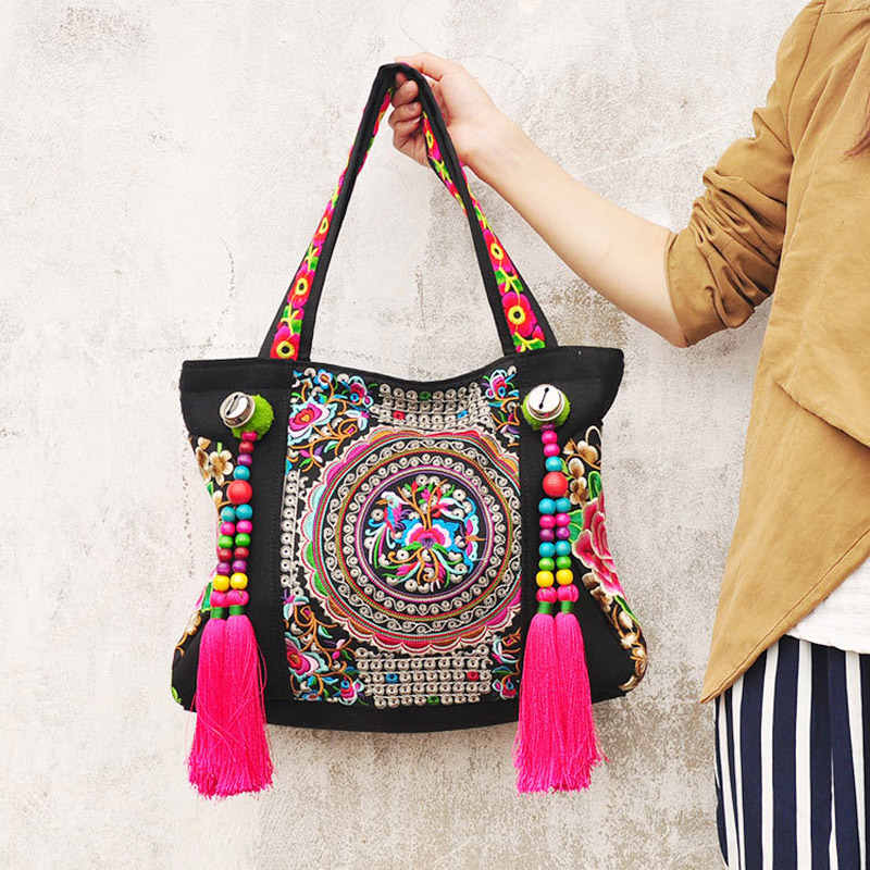 Ethnic Embroidery Bags Fashion Personality Chinese
