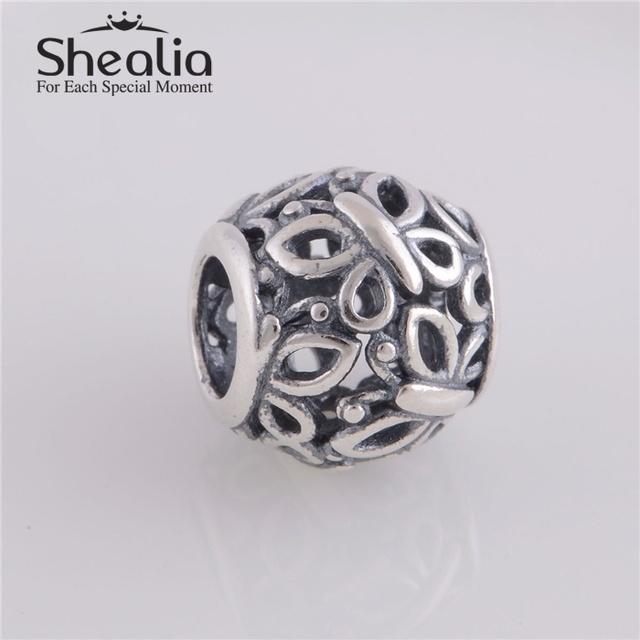 Стерлингового серебра 925 ажурные Butterflys шарм бусины DIY ремесло ювелирных изделий подходит европейский бренд браслеты и браслеты
