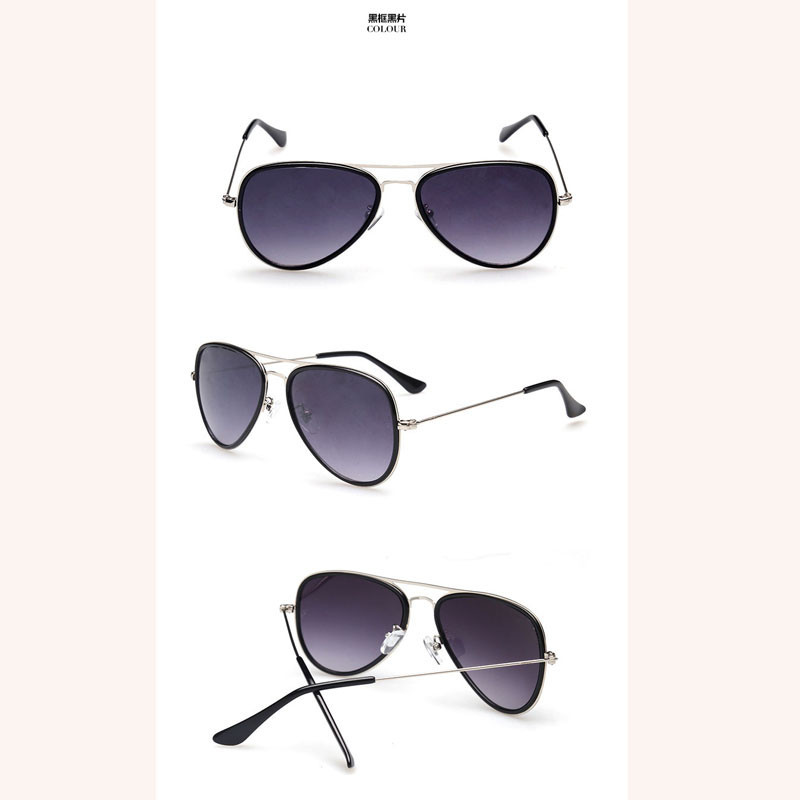 8 Styles Retro Cat Eye Semi-Rim Round Sunglasses For Men Women Sun