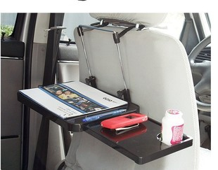 Quality computer desk with drawer car multifunctional computer desk drink holder writing board car computer rack dining table(China (Mainland))
