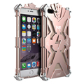 Luxury Aluminum Armor Case for iPhone 7 Plus 5 5 Shockproof Thor Iron Man Cover Metal