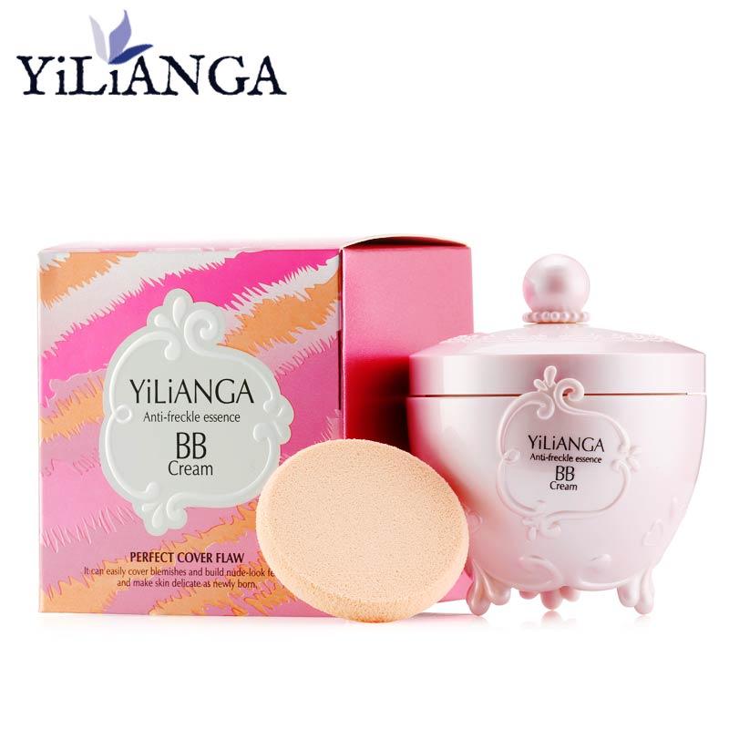 Yilianga concealer cream Makeup Primer bb cc cream base maquiagem corrector makeup foundation Face Concealer Facial Makeup(China (Mainland))