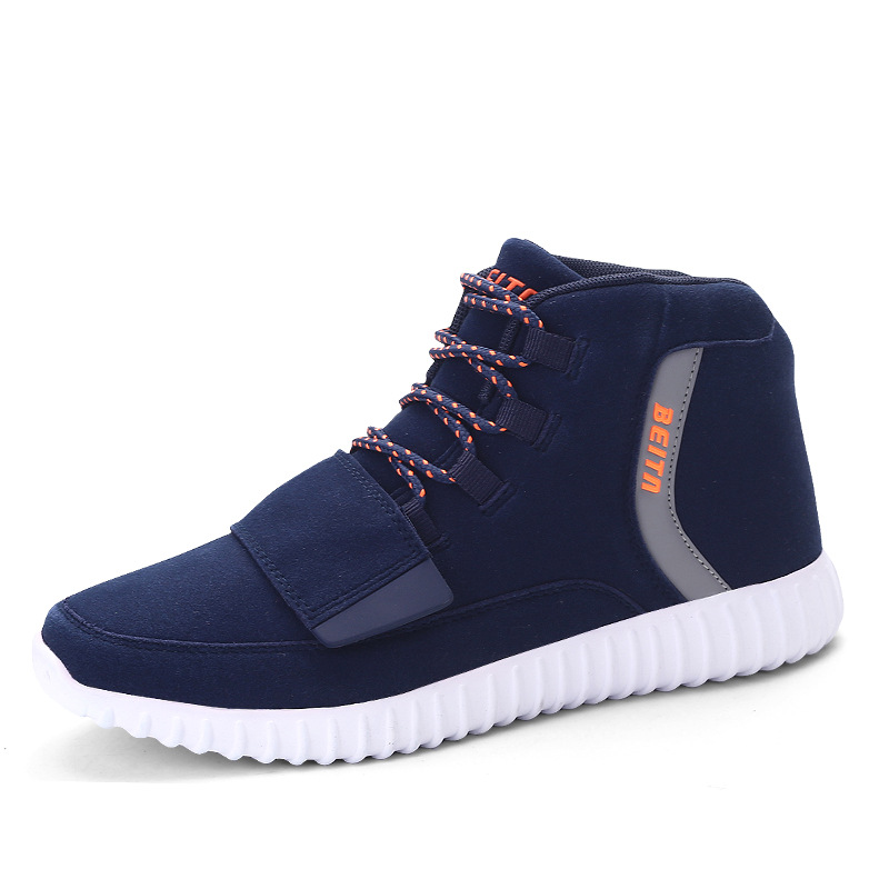 winter fall autumn high top running shoes for sneakers