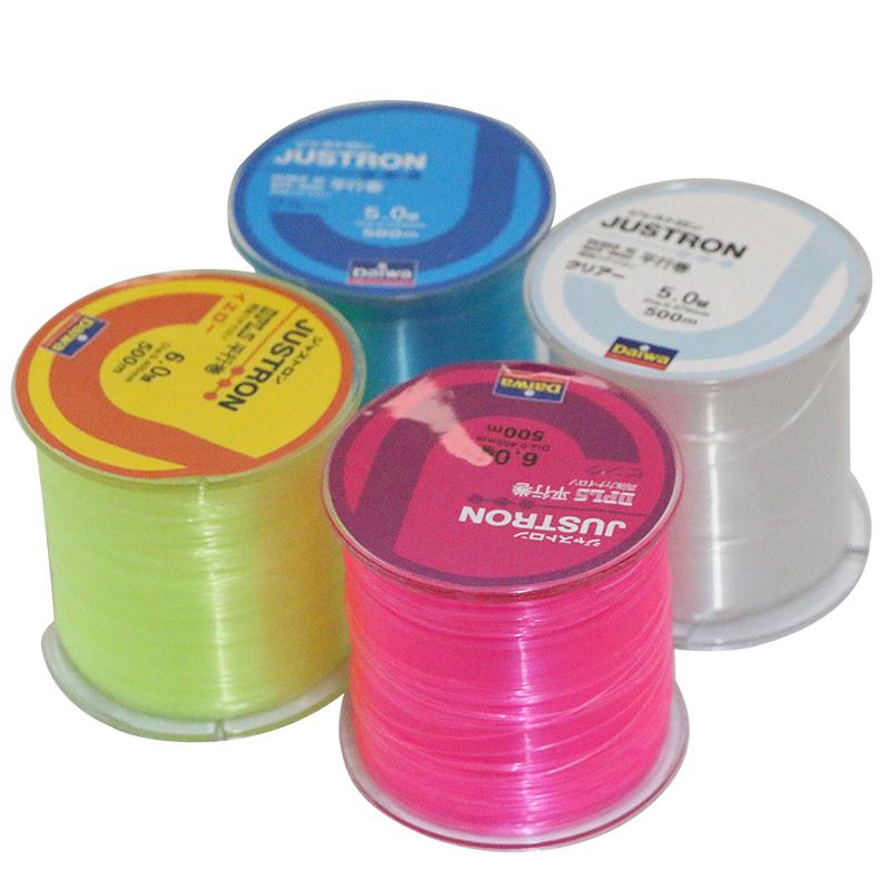 Brand daiwa 500 m line for fishing super strong nylon for Fishing line brands