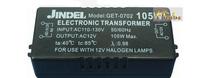 120v 105W Lighting Electronic Transformer (input 110v-130v , Ourput 12v)  Guaranteed 100%+Free shipping!(China (Mainland))