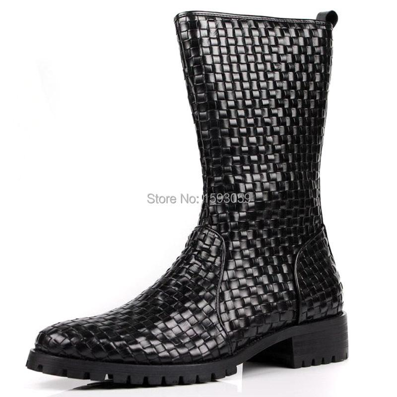 Best quality genuine leather men boots cowhide man Spring mens formal work shoe businessman shoes male fashion flats zipper 760<br><br>Aliexpress
