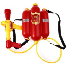 Buy Child Fire Backpack Nozzle Water Gun Toy Air Pressure Water Gun Summer Beach Hot Selling for $11.35 in AliExpress store