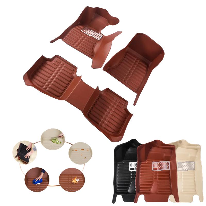 Здесь можно купить  Skoda Octavia Floor Mats Auto Foot Mat Car Step Mats For Skoda Octavia 2014-2016.High Quality Solid Color Mats.Star War  Автомобили и Мотоциклы
