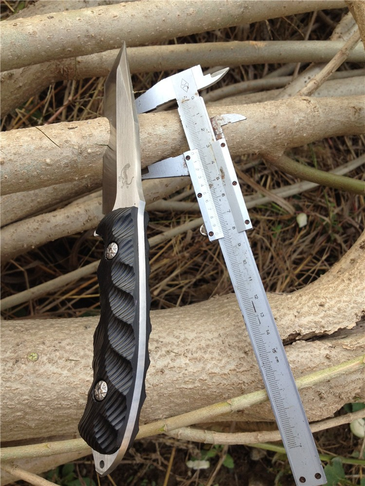 Buy 2016 hot  The classic small straight knife Material:440C outdoor survival survival knife gift collection process Tactical tools cheap