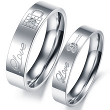 wholesale rings stainless steel