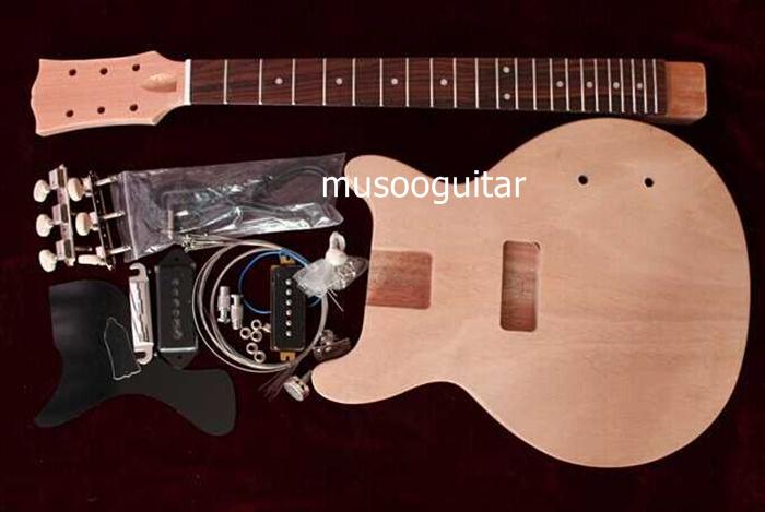 Project Junior Electric Guitar KIT DIY(China (Mainland))