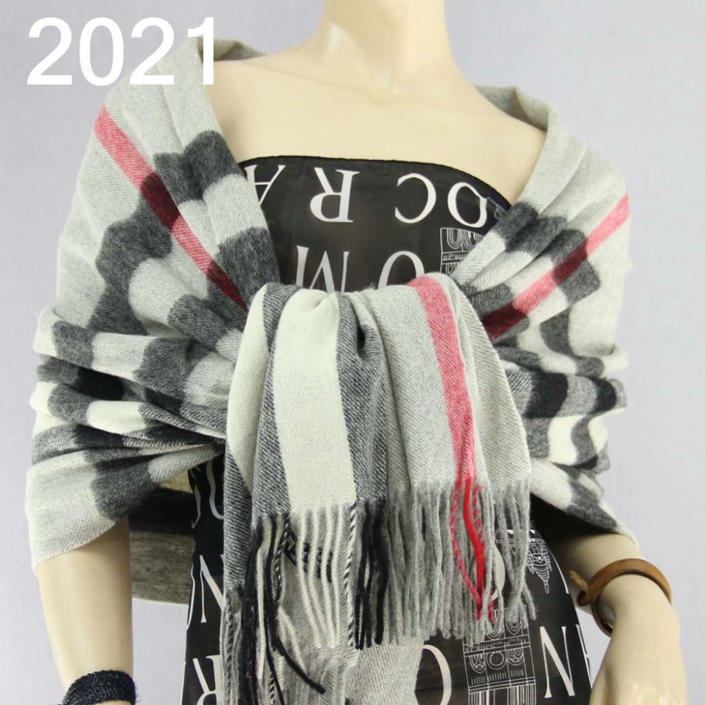 Cashmere wool Scarf_2021_4