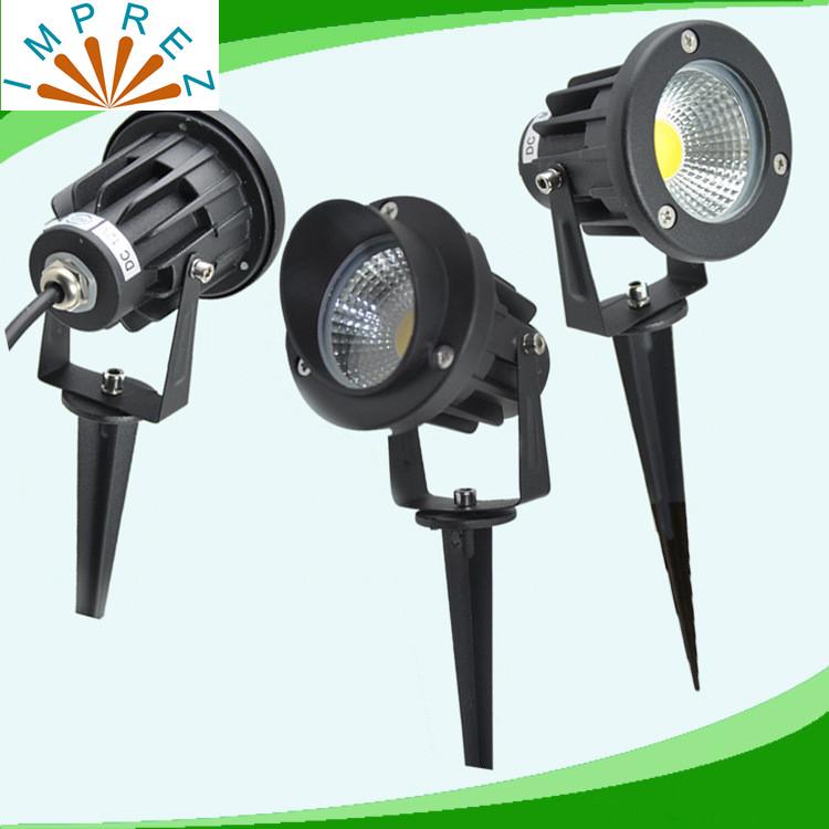 free shipping 5w led Landscape light led lawn lamp 60 degree IP65 outdoor landscape light 3 years warranty 45watt equivalent(China (Mainland))
