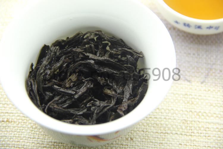 100g Organic Da Hong Pao Wu Yi Cliff Tea Red Robe Oolong Tea