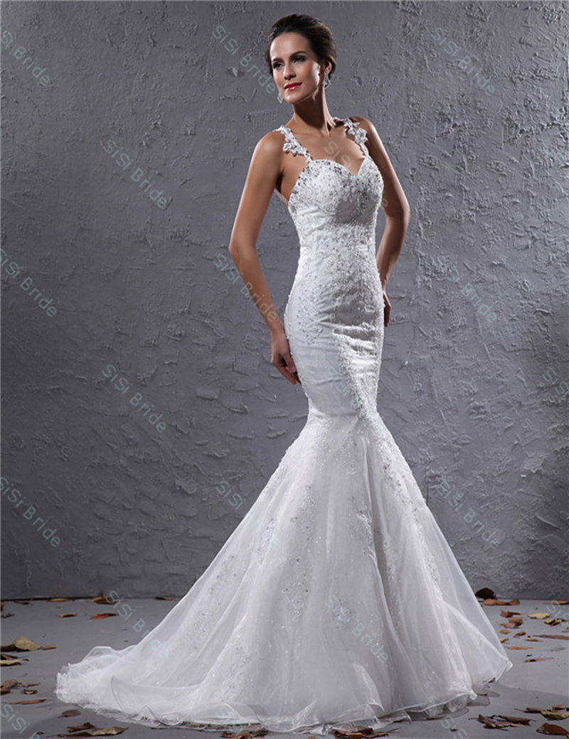 Buy crystal beaded sweetheart neckline for Wedding dress appliques suppliers