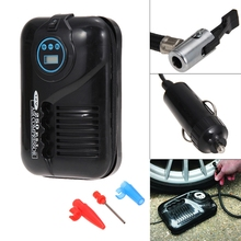 Buy Portable 12V 250PSI Car Tire Inflator Pump Auto Car Pump Air Compressor Car Motor Tyre Air Inflator Motorcycle Car Accessories for $22.56 in AliExpress store