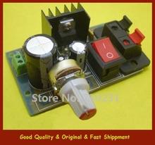 Free Shipping 1Pcs LM317 DC 5V-35V to 1.25V-30V AC/DC Step Down Power Supply Module DIY Kit