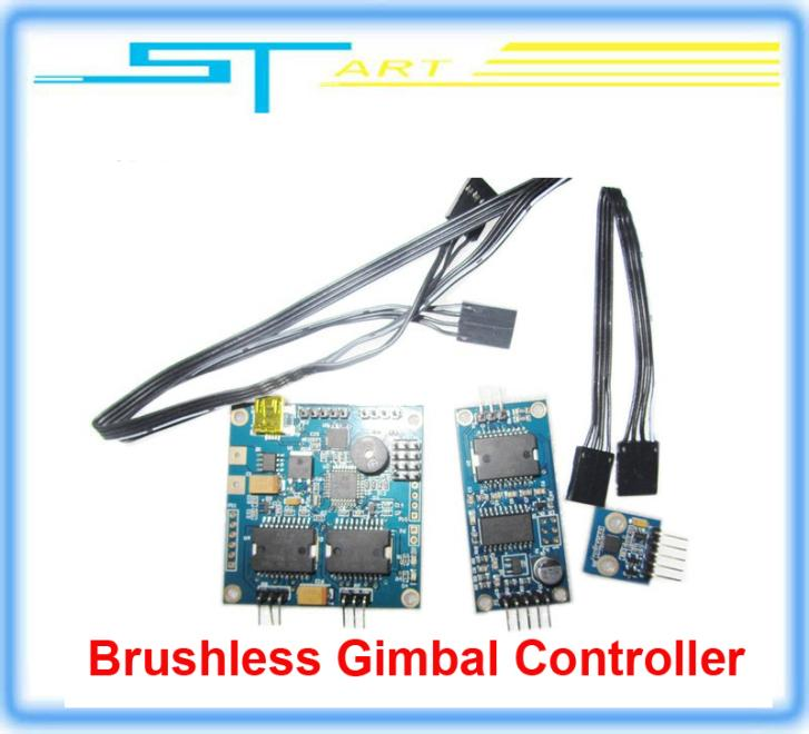 Drop shipping 2014 New Alexmos BaseCam Russian Version Brushless Gimbal Controller V2.1 Firmware FPV W/ IMU 3-Axis Module<br><br>Aliexpress