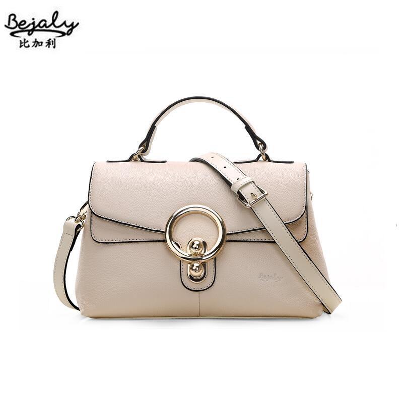 Women bag 2016 new genuine leather bag famous brands fashion quality leather women handbags shoulder messenger small bag<br><br>Aliexpress