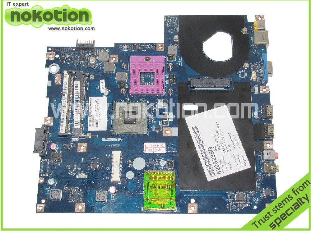 MBN5402001 Laptop motherboard For Acer Emachines E525 E725 Intel gl40 ddr2 Socket pga478 KAWF0 L01 LA-4851P MB.N5402.001<br><br>Aliexpress