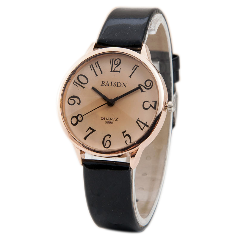 new simple watches 2016 high end brand