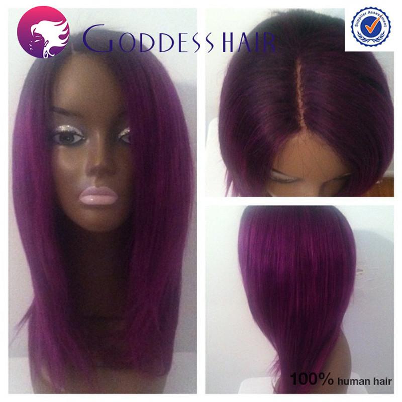 Cheap Ombre Hair Wigs 48