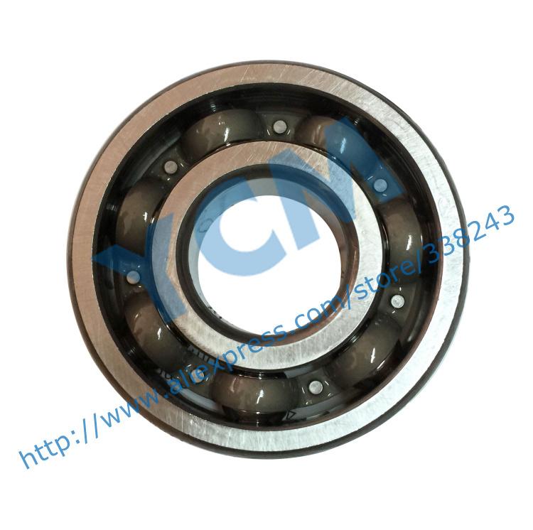 63 22 Bearing of High Quality Crankshaft font b GY6 b font 125 150cc Scooter Engine