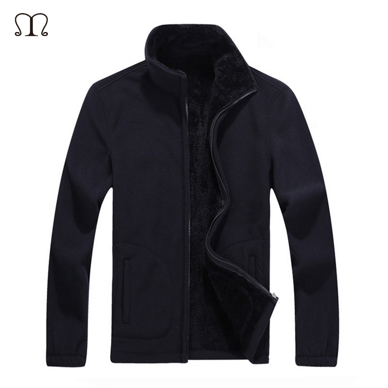 Jacket Men Thick Velvet Cotton Hooded Fur Jacket Mens Winter Padded Knitted Casual Sweater Cardigan Coat Spring Outdoors Parka(China (Mainland))