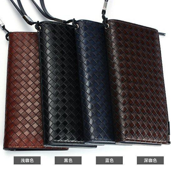 New Designer Men Pu Leather Long Wallets 4 Colors For Option Fashion Men s Wallet Hand