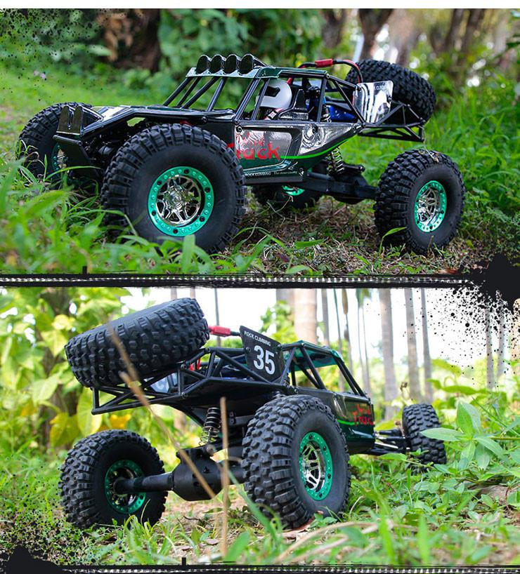 Original WLtoys K949 1/10 2.4Ghz RC Remote Control Truck Dirt Drift Car 4WD RC Climbing Short Course RTR VS A949 A959 A969 A979