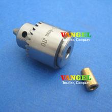 "Aplicable a motor diámetro del eje 3.175 mm 1/8 "" miniatura portabrocas 0.3 – 4 mm JT0 para drill press taladro eléctrico"