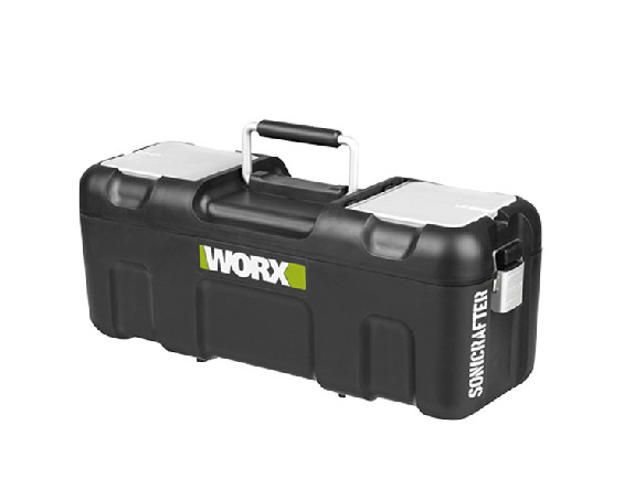 2015 New Arrival WORX 15 inch Large Tools Box for household storage(China (Mainland))