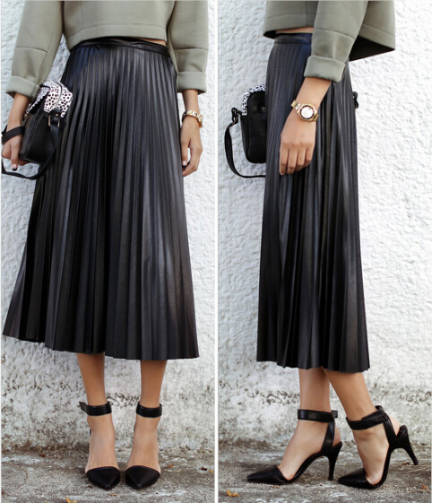 Awesome New 2014 Summer Fashion Womens Maxi Skirt Saias Femininas Novetly Long