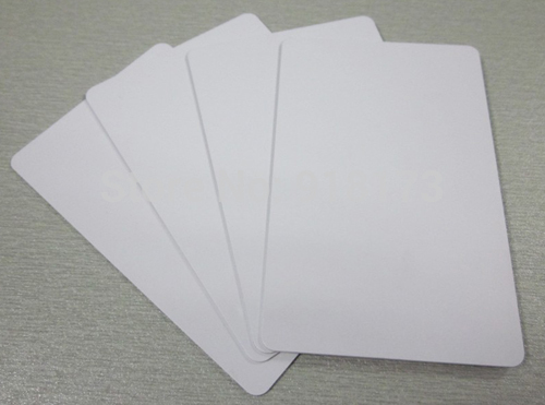 1000pcs/lot TK4100/EM4100 blank EM ID Card Thin Pvc RFID 125KHz 18000-2 Smart Card Access Control Time Attendance(China (Mainland))