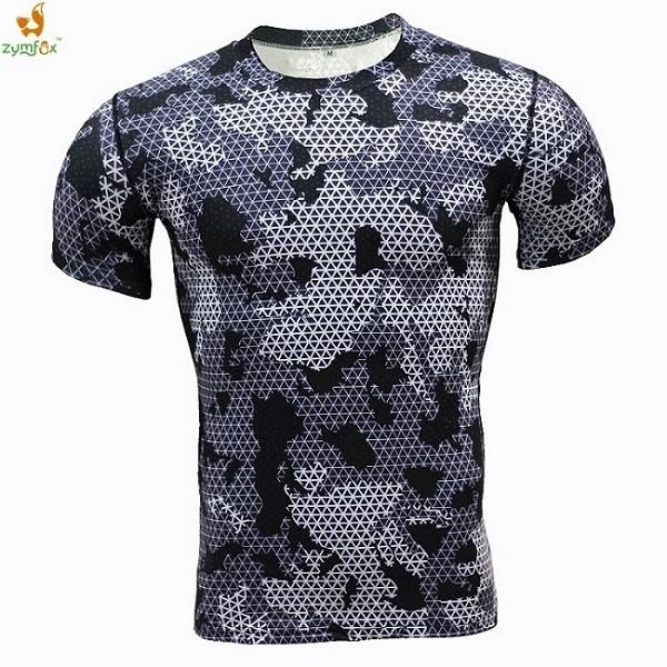 compression tights sport T shirt (3)