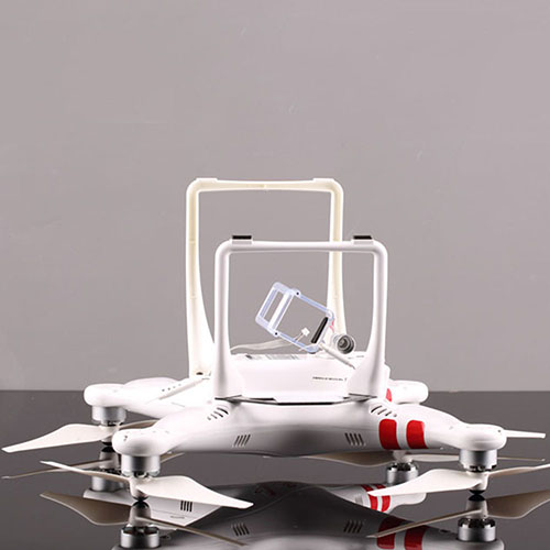 New Arrival Tall Landing Skid Gear for DJI Phantom 1 2 Vision Wide and High Extend Ground Clearance RC Helicopter 69WH