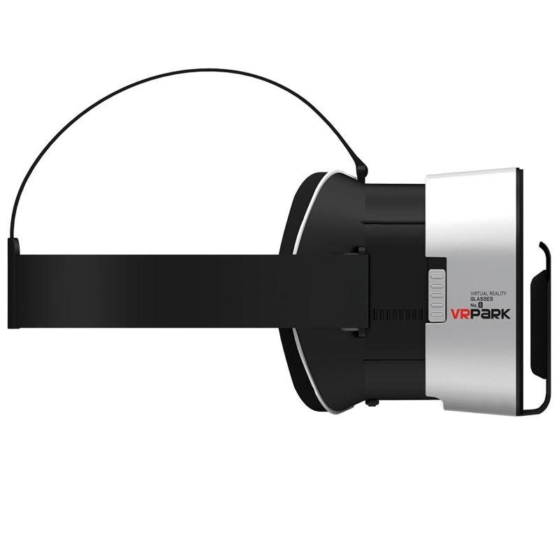 ถูก Vrกล่อง5.0ความจริงเสมือนแว่นตา3d googleกระดาษแข็งvrสวนเสมือนจริงสำหรับiphone 6 6 s 6 sp lusสำหรับsamsung s6 s7 huawei