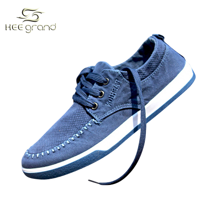 Newest 2015 Summer& Autumn Casual Men's Shoes Fashional Sports Shoes Necessary Denim Canvas Size 39-44 Popular For Male XMR723(China (Mainland))