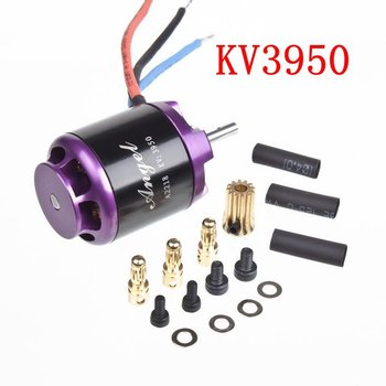 Angel A2218 KV3950 brushless motor for model airplane and DIY toys free shipping